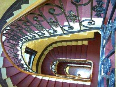 75 Escalier Mollat