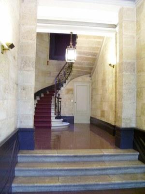 76 Escalier Mollat